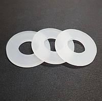 """Прокладка силикон kSil™ 1"""" (14мм*30мм*3мм) (от 1 шт)"""