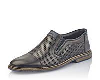 Туфли мужские Rieker 13496-01, фото 1