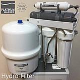 Фильтр обратного осмоса Platinum Wasser ULTRA 5, фото 4