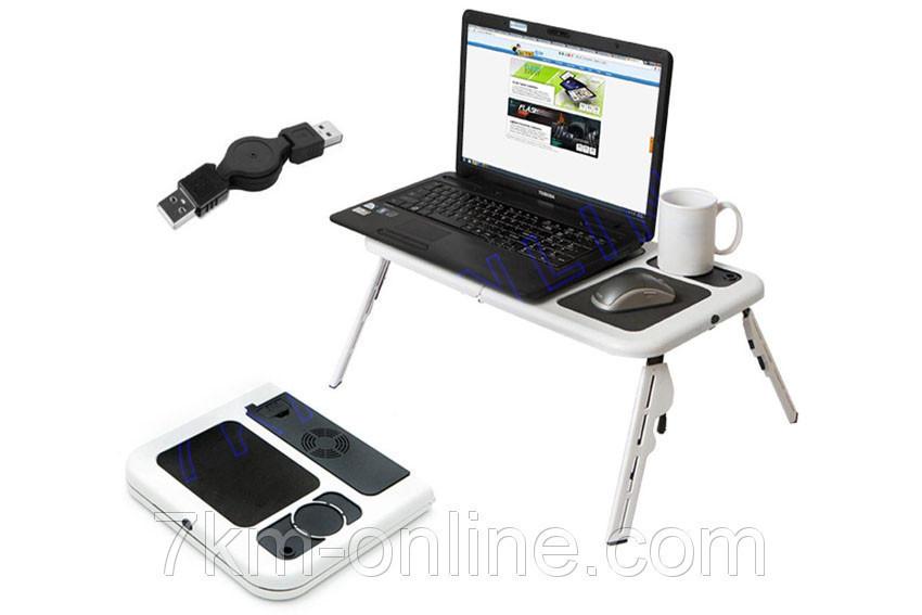 Столик-подставка для ноутбука E-Table D10223