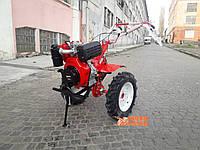 """Культиватор бензиновый FORTE 1350G колеса 12"""" (Красный), фото 1"""