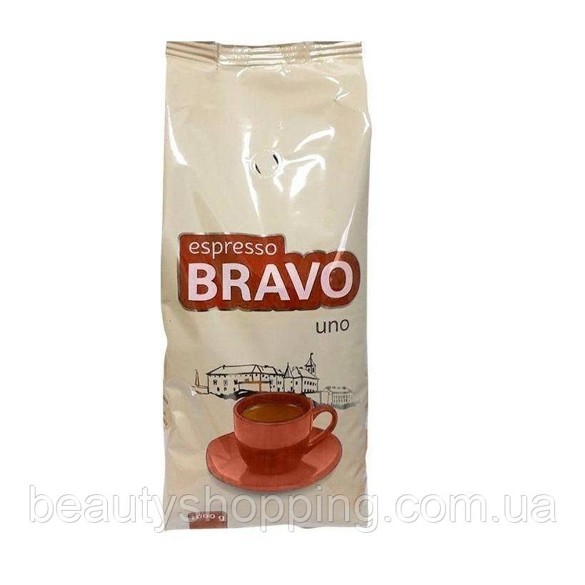 Кофе в зернах Bravo Uno Red 1 кг