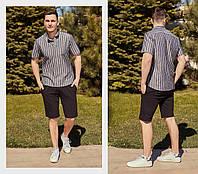 Футболка мужская в полосочку, фото 1