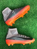 Бутсы Nike Mercurial SuperFly CR7/копы/ найк меркуриал кр7