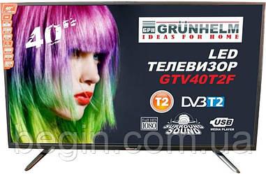Телевизор Grunhelm GTV40T2F 40 дюймов FullHD