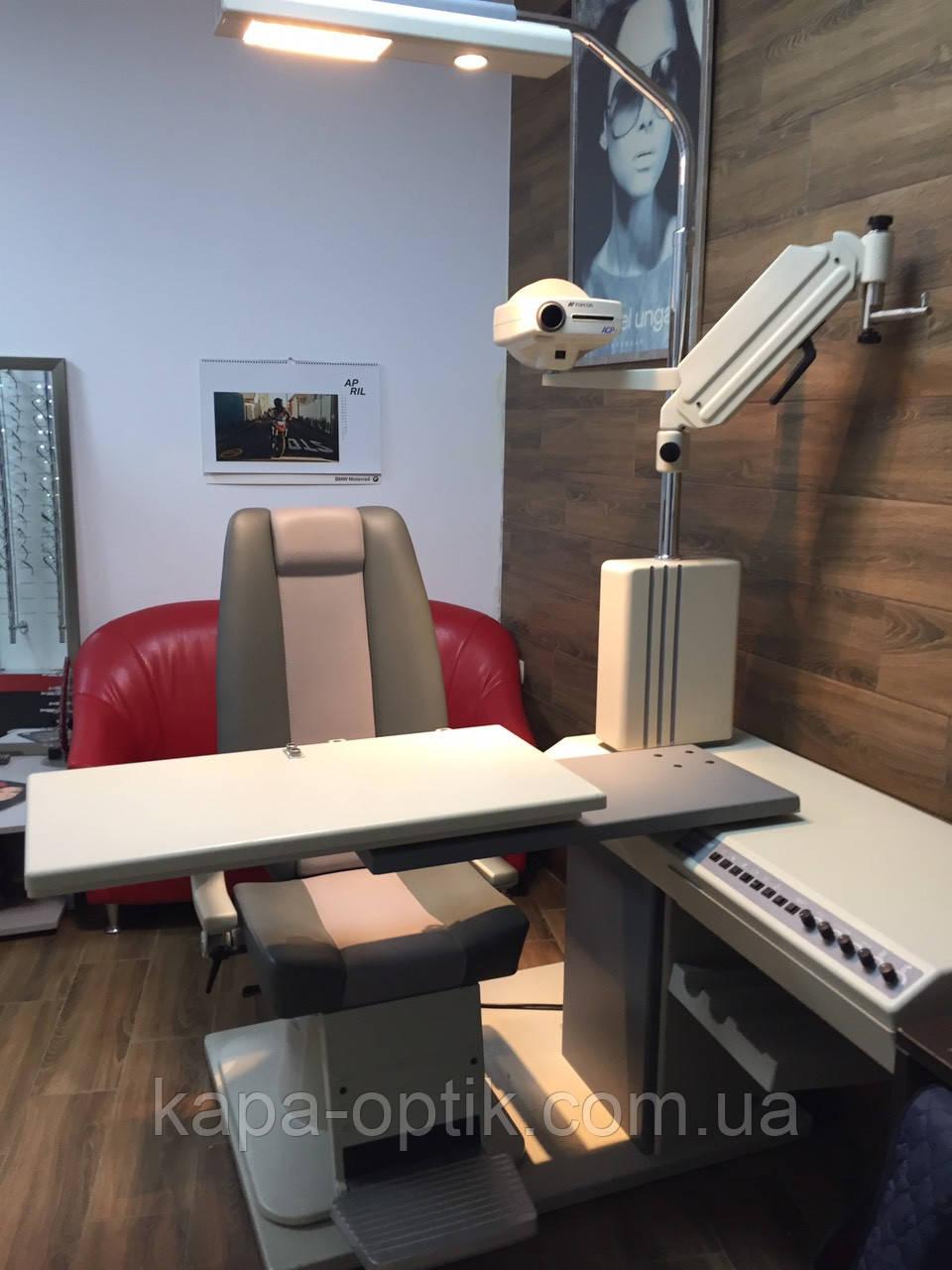 Кабинет врача-офтальмолога TOPCON OU-3000