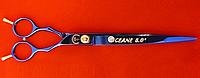 """Ножницы P&W Oceana прямые, 7"""", фото 1"""