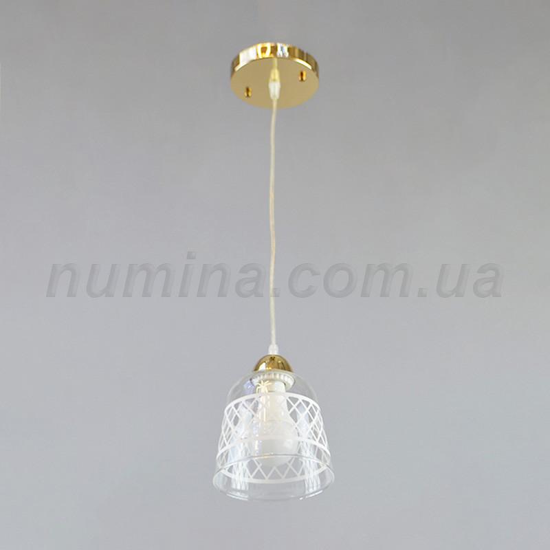 Люстра подвесная на одну лампу 14-67104/1FGD
