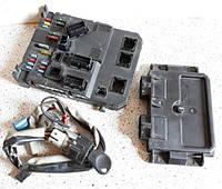 ЭБУ блок управлениядвигателя Citroen Berlingo 1.9 d 9650359580