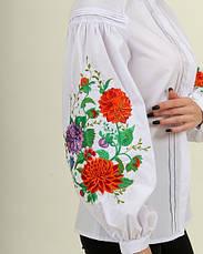 "Блуза - вышиванка ""Волшебство белой ночи"", фото 3"