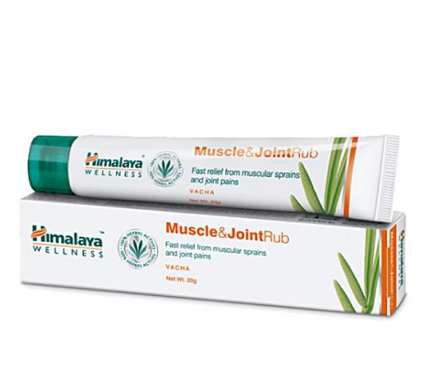 Крем от боли в суставах и мышцах Хималая,Muscle and Joint Rub Himalaya, 20 г