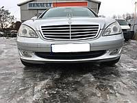 Бампер передний Mercedes W221 S-Class, 2007 г.в. A2218801040