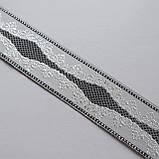 Текстильный бордюр YGH 42А-4 (6 см), фото 2