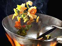 Сковорода wok. Для чего их придумали и что же в них готовить?