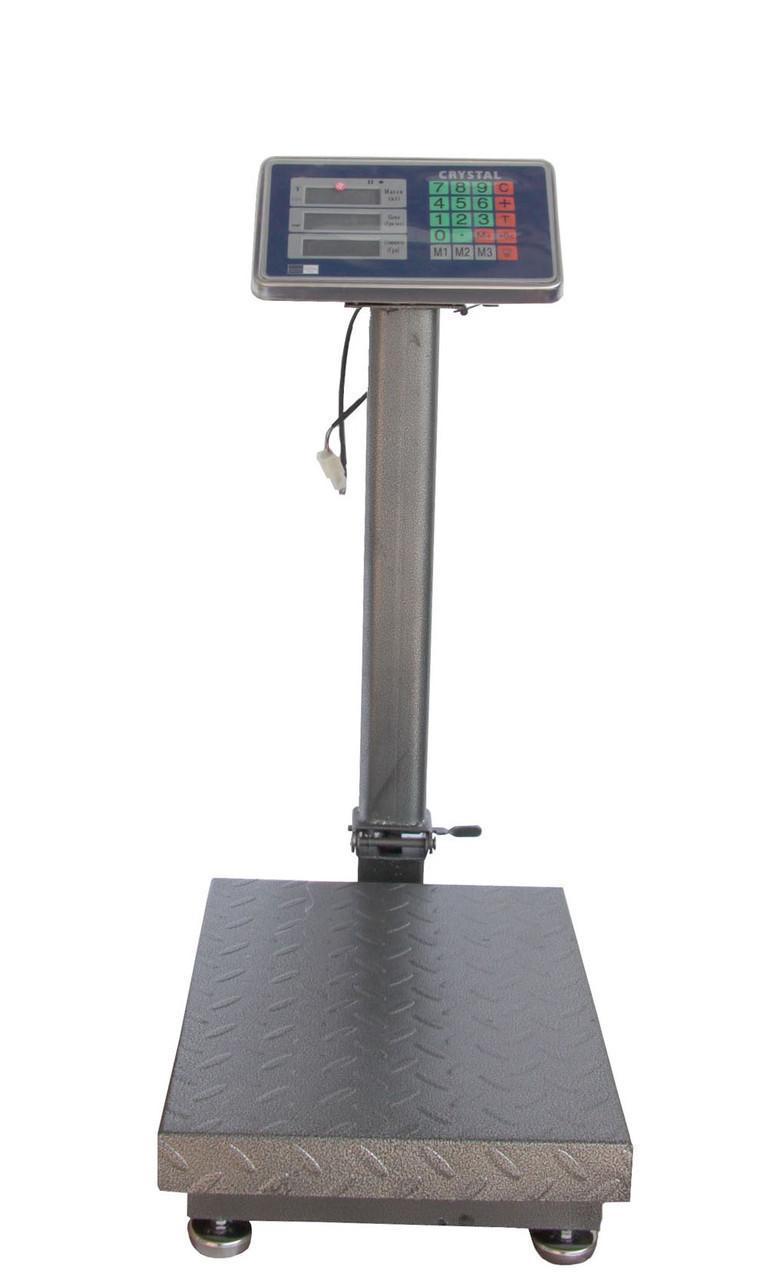 Весы торговые CR 100 kg  Усиленные  30X40 D10233