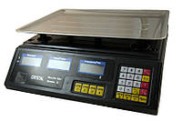 Весы торговые электронные CRYSTAL до 40 кг D10235