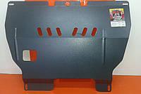 Защита двигателя Peugeot Bipper Tepee 2007-