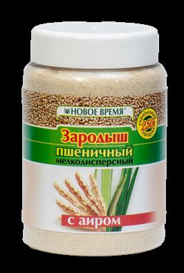 Зародыши пшеницы с аиром Новое время, 250 г
