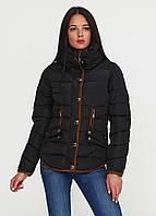 Куртка женская M.O.D цвет черный размер S арт WI13-JA566
