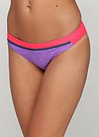 Трусики женские DIESEL цвет розово-фиолетовый размер S арт 00S0QR-OPANR-02