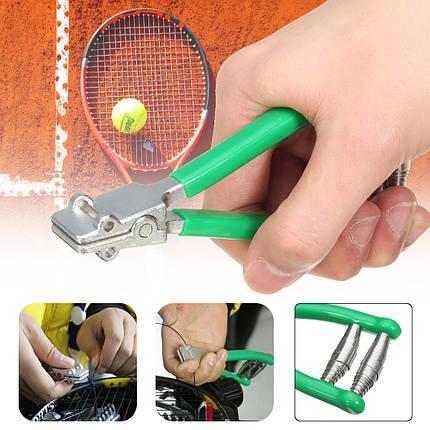 Теннис Начиная с Зажим Knot Stringing Инструмент Бадминтон Ракетка - 1TopShop, фото 2