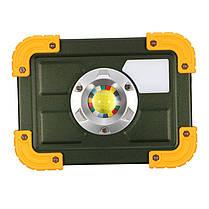 30WCOB4РежимLEDПортативный USB аккумуляторная наводнение Spot Hiking Кемпинг На открытом воздухе Работа Лампа - 1TopShop, фото 2