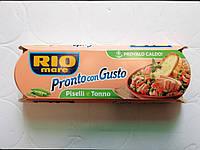 Тунец Rio Mare ProntoConGusto с томатом и зеленым горошком Piselli e Tonno, 3х160 г.