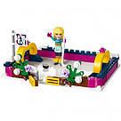"Конструктор Bela 10730 ""Гірськолижний курорт: каток"" (аналог LEGO Friends 41322), 313 деталей, фото 2"