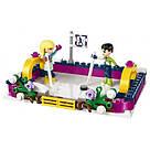 "Конструктор Bela 10730 ""Гірськолижний курорт: каток"" (аналог LEGO Friends 41322), 313 деталей, фото 4"