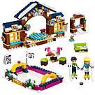"Конструктор Bela 10730 ""Гірськолижний курорт: каток"" (аналог LEGO Friends 41322), 313 деталей, фото 6"