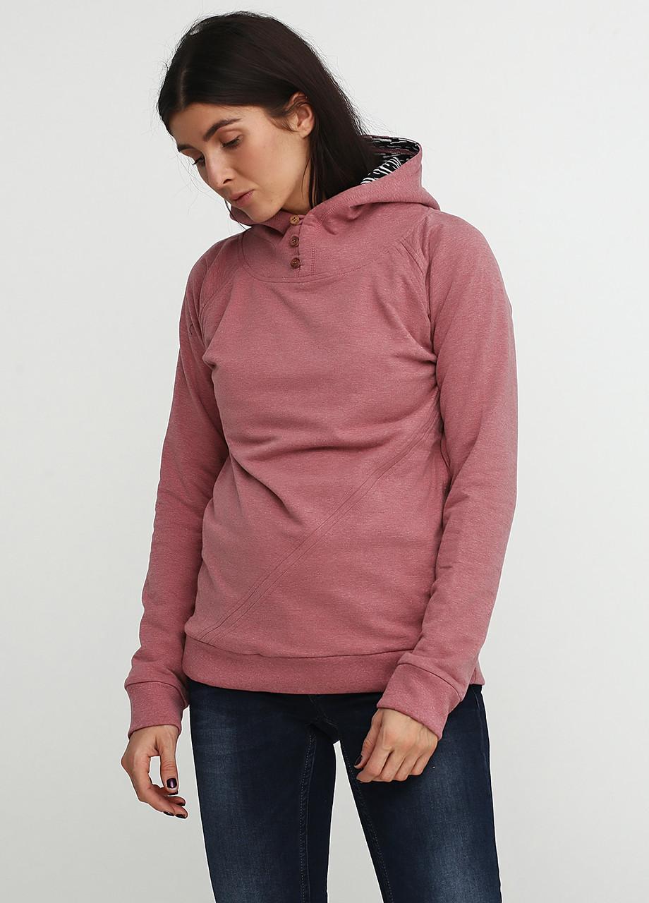 Реглан женский M.O.D цвет розовый размер S арт WI17-SW231
