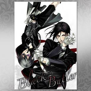 Плакат Аниме Black Butler 015
