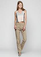 Штаны женские LEE COOPER цвет бежевый размер 29/32 арт W020616
