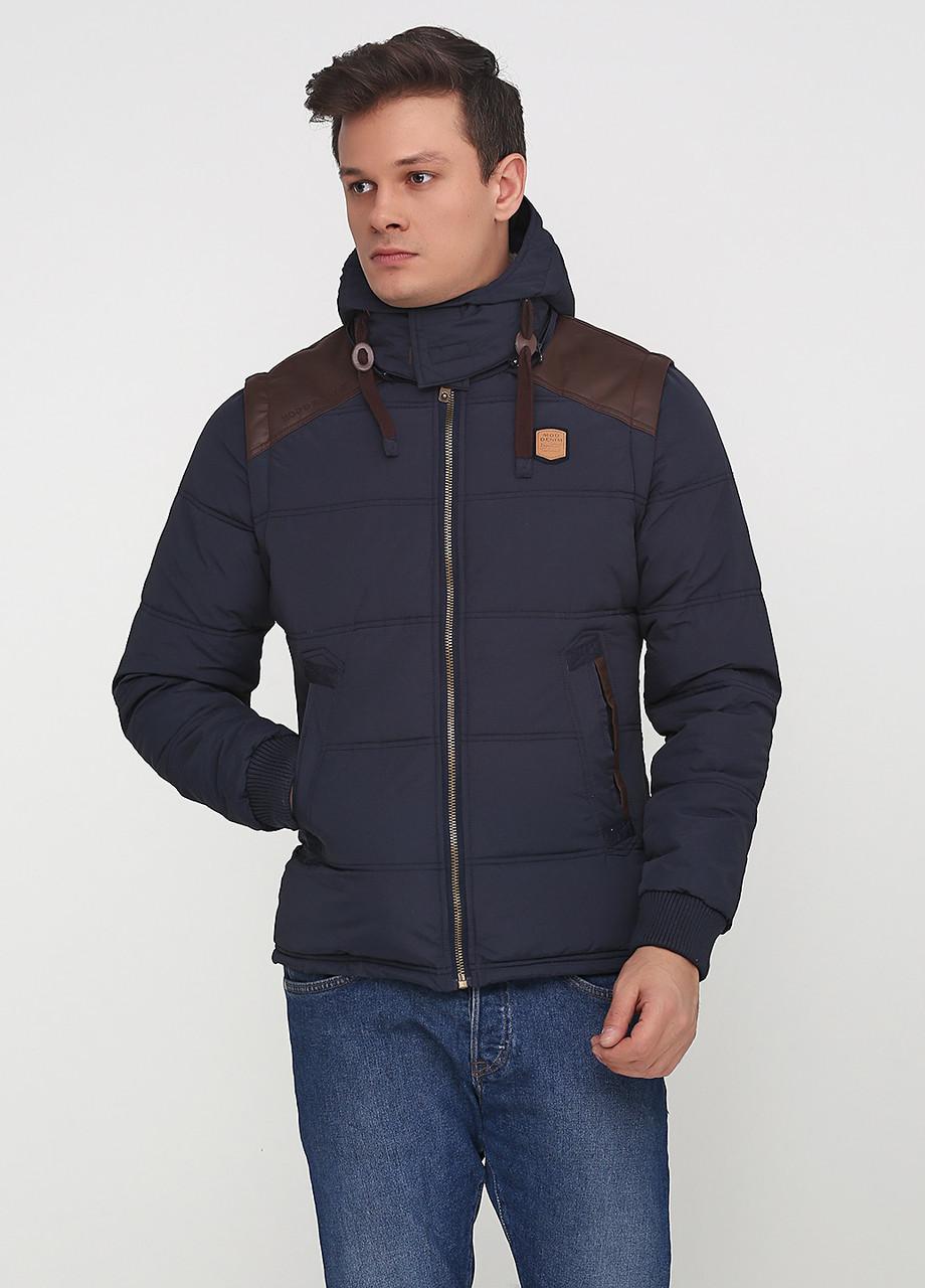 Куртка мужская M.O.D цвет темно-синий размер S М арт AU15-JA623