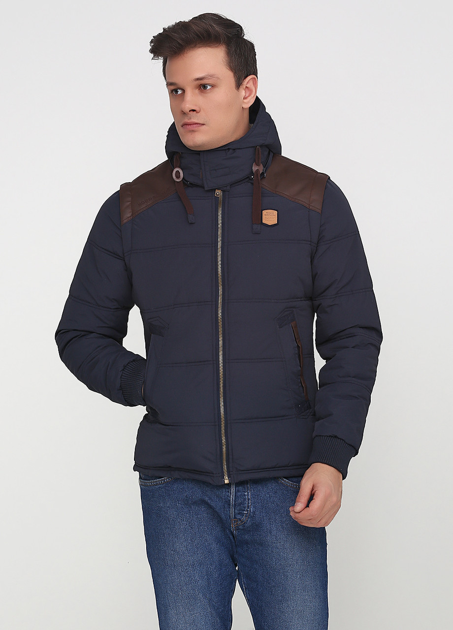 Куртка мужская M.O.D цвет темно-синий размер S М арт AU15-JA623, фото 1