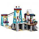 """Конструктор Bela 10732 """"Горнолыжный курорт: подъёмник"""" (аналог LEGO Friends 41324), 591 деталь, фото 6"""