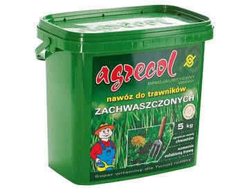 Удобрение от сорняков на газонах Agrecol 5 кг