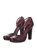 Туфли женские SPORTMAX цвет бордовый размер 40 арт 45275474