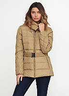 Куртка женская GEOX цвет бежевый размер 44 арт W6425ET0407F5134, фото 1
