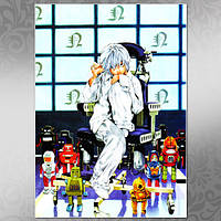 Плакат Death Note 016