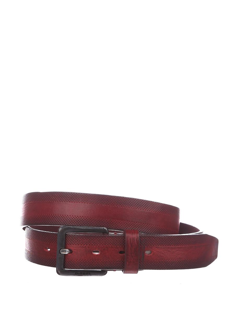 Ремень мужской DIESEL цвет бордовый размер 100 арт X04527-PR080-T4070