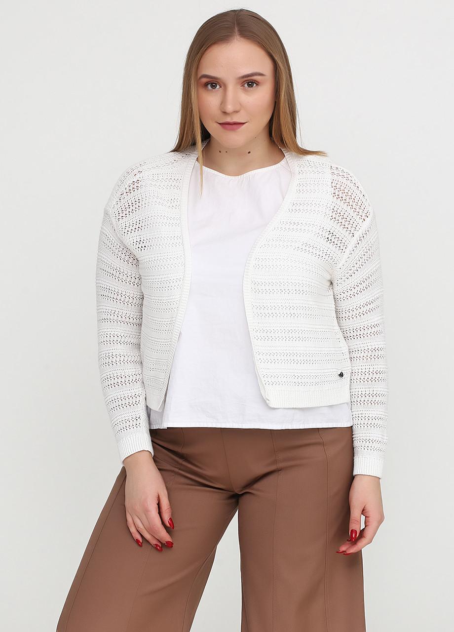 Кофта женская TOM TAILOR цвет белый размер XL арт 3022762.02.71