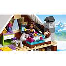 """Конструктор Bela 10731 """"Горнолыжный курорт: шале"""" (аналог LEGO Friends 41323), 408 деталей, фото 7"""