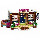 """Конструктор Bela 10731 """"Горнолыжный курорт: шале"""" (аналог LEGO Friends 41323), 408 деталей, фото 8"""