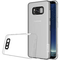 Чехол Nillkin Nature Series для Samsung Galaxy S8 (G950) Clear