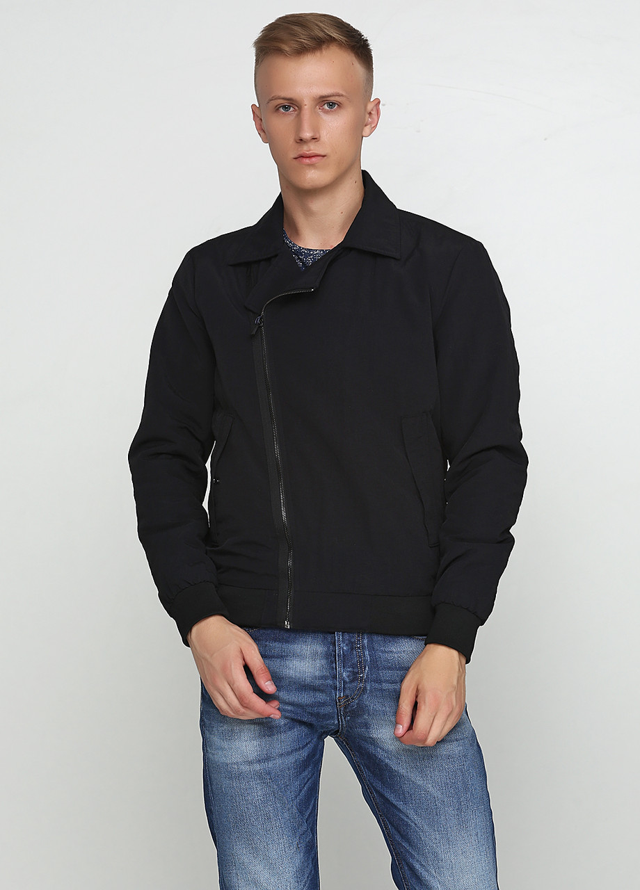 Куртка мужская ZARA MAN цвет черный размер М арт 0706/337/800