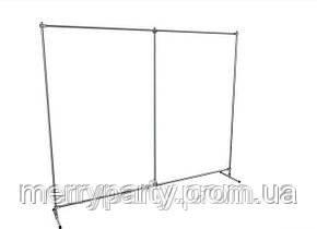 (аренда) Стойка для баннера 2х3 м