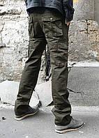 Джинсы карго карманы мужские , фото 1
