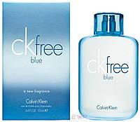 Туалетная вода Calvin Klein Free Blue EDT 100 ml