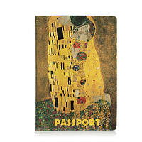 """Обложка для паспорта ZIZ """"Климт"""" (10072)"""